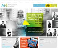 ASG Group Limited Website Link