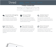 Thred Limited Website Link