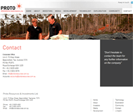 Proto Resources & Investment Website Link