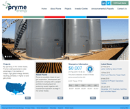 Pryme Energy Limited Website Link