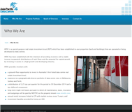 Asia Pacific Data Centre Group Website Link