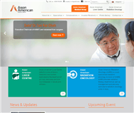 Asian American Medical Group Limited Website Link