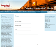 Queensland Bauxite Limited Website Link