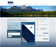 Indus Energy NL Website Link