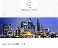 Raffles Capital Limited Website Link