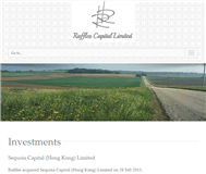 Raffles Capital Limited Website Link