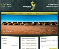 Ramelius Resources Limited Website Link