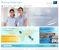 Ramsay Health Care Limited Website Link