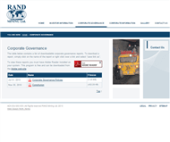 Rand Mining Ltd Website Link