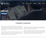 Aspermont Limited Website Link