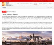 Red Sky Energy Limited Website Link