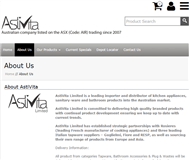 Astivita Limited Website Link