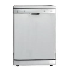 Ecoline Dishwasher Freestanding SS WELS 3 Star 14.1L