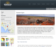 Renascor Resources Limited Website Link