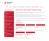 Astro Japan Property Group Website Link
