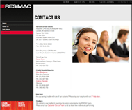 Resimac Triomphe Trust Website Link