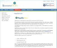 Resonance Health Limited Website Link