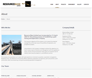 Resource Base Limited Website Link