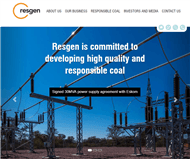 Resource Generation Limited Website Link