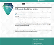 Star Striker Limited Website Link