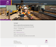 Rex Minerals Limited Website Link