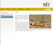 Rey Resources Ltd Website Link