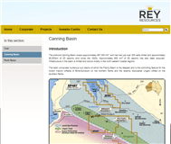 Rey Resources Ltd Website Link