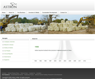 Astron Corporation Limited Website Link