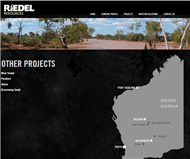 Riedel Resources Limited Website Link
