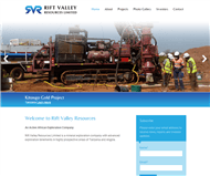 Rift Valley Resources Limited Website Link