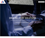 Acrux Limited Website Link