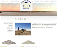 Rum Jungle Resources Ltd Website Link