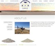 Rum Jungle Resources Ltd Website Link