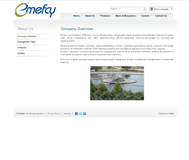 Emefcy Group Limited Website Link