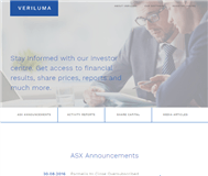 Veriluma Limited Website Link