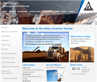 Atlas Iron Limited Website Link