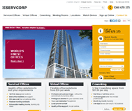 Servcorp Limited Website Link