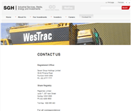 Seven Group Holdings Limited Website Link