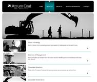 Atrum Coal Limited Website Link