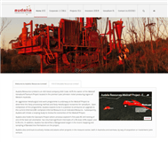 Audalia Resources Limited Website Link