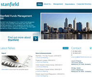 Stanfield Funds Management Limited Website Link