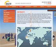 Aura Energy Limited Website Link
