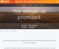 Aurizon Holdings Limited Website Link