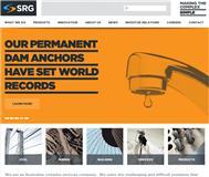 SRG Limited Website Link