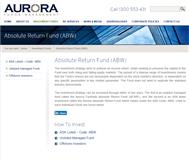 Aurora Absolute Return Fund Website Link