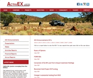 Activex Limited Website Link