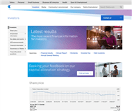 Telstra Corporation Limited Website Link