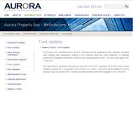 Aurora Property Buy-Write Income Trust Website Link