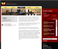 Top End Minerals Limited Website Link