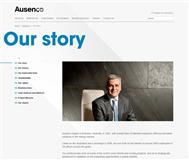 Ausenco Limited Website Link